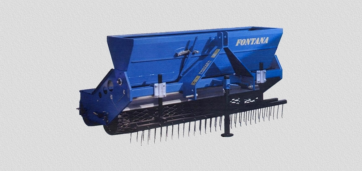 SOWING MACHINE FOR LAWNS SERIES SEM